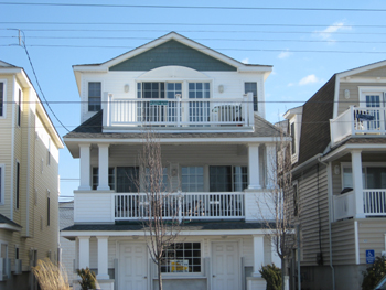 Ocean City Vacation Rentals Boardwalk (7th-14th) 1157 West Ave