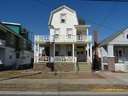 Ocean City Vacation Rentals Central (15th-23rd) 1524 Central Ave