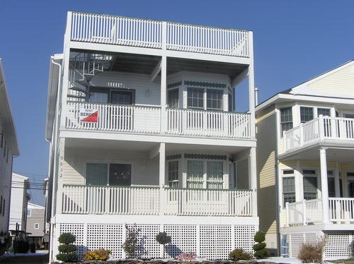 Ocean City Vacation Rentals South End (36th-59th) 5634 Asbury Ave.