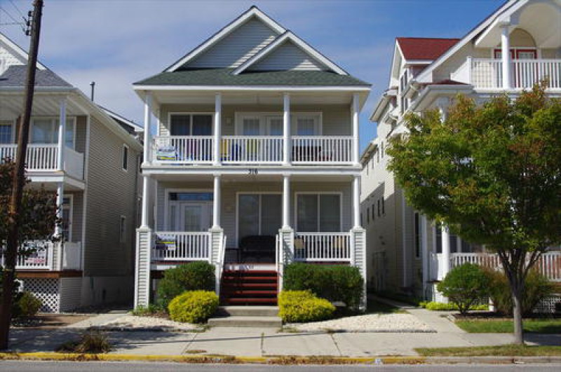 Ocean City Vacation Rentals North End (1st-6th) 314 Atlantic Avenue