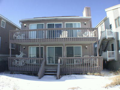 Ocean City Vacation Rentals Beach Front 4841 Central Avenue (1)