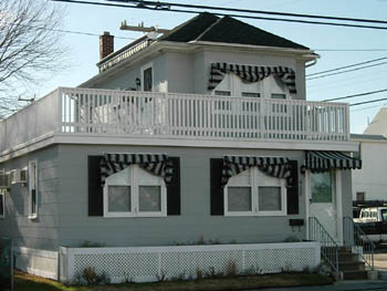 Ocean City Vacation Rentals North End (1st-6th) 408 Sixth Street