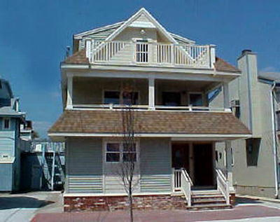 Ocean City Vacation Rentals North End (1st-6th) 36 Atlantic Avenue