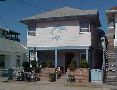 Ocean City Vacation Rentals Beach Block 829 St. James Place