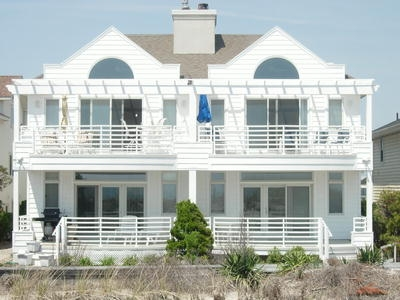 Ocean City Vacation Rentals Beach Front 2305 Wesley Avenue
