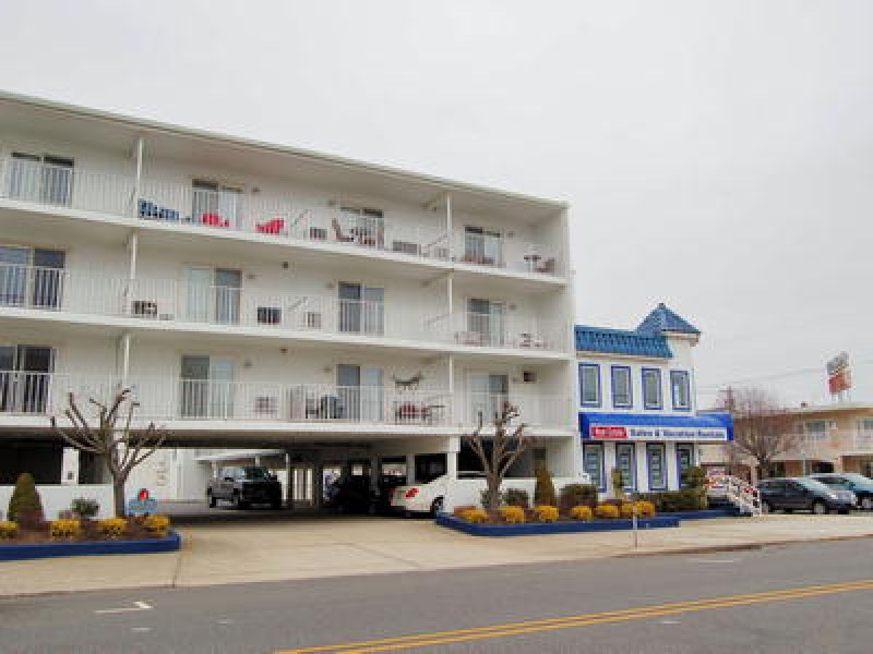 Ocean City Vacation Rentals Boardwalk (7th-14th) 900 Ocean Avenue