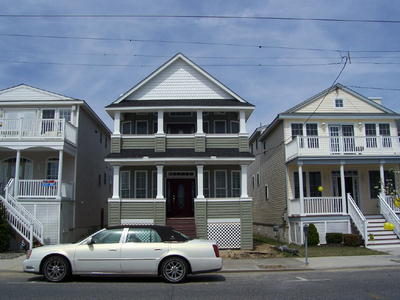 Ocean City Vacation Rentals Gold Coast (24rd-35th) 3338 Asbury Avenue