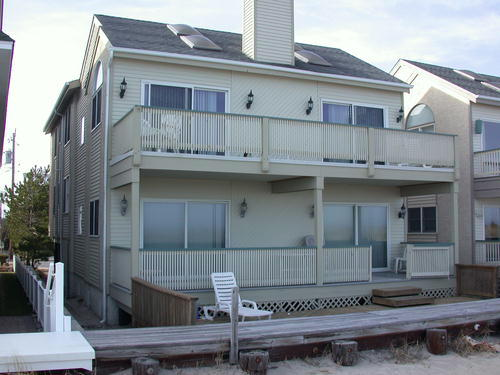 Ocean City Vacation Rentals Beach Front 4523 Central