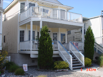 Ocean City Vacation Rentals Gold Coast (24rd-35th) 2946 West Ave