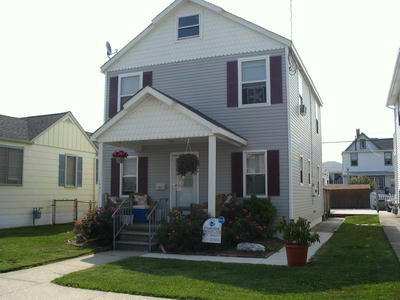 Ocean City Vacation Rentals Central (15th-23rd) 1605 West Avenue