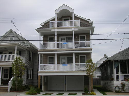 Ocean City Vacation Rentals Beach Block 823A Pennlyn Place
