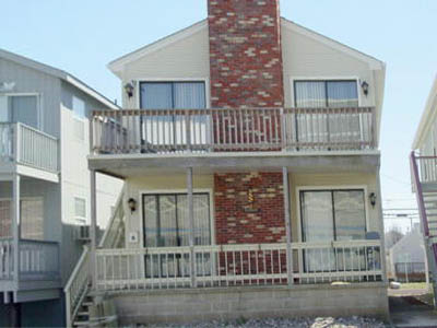Ocean City Vacation Rentals Central (15th-23rd) 1723 Haven Ave