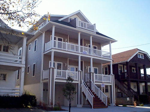 Ocean City Vacation Rentals Beach Block 810 2nd Street