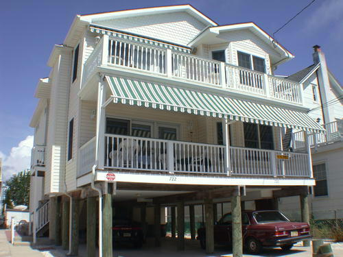 Ocean City Vacation Rentals Boardwalk (7th-14th) 720 Atlantic Avenue