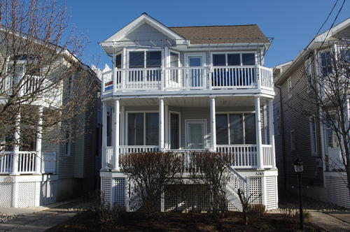 Ocean City Vacation Rentals South End (36th-59th) 5245 Asbury Avenue