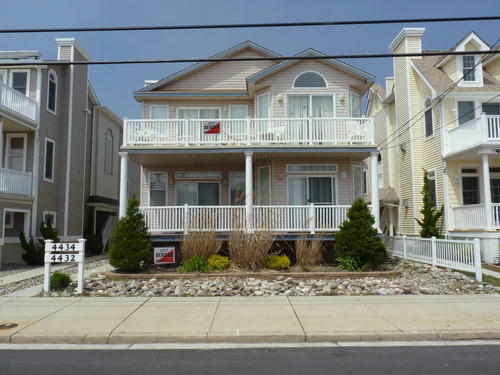 Ocean City Vacation Rentals South End (36th-59th) 4434 Central Avenue