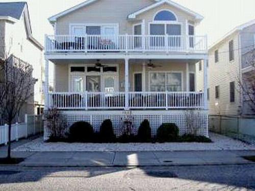 Ocean City Vacation Rentals Central (15th-23rd) 1647 Asbury Ave