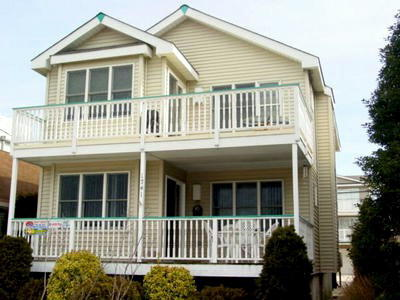 Ocean City Vacation Rentals Central (15th-23rd) 1741 West Avenue