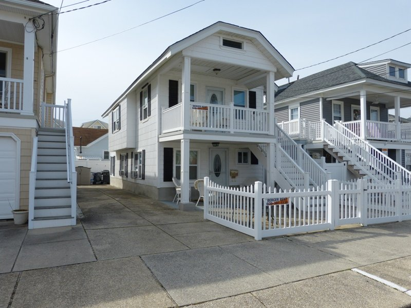 Ocean City Vacation Rentals Beach Block 814 St James Place