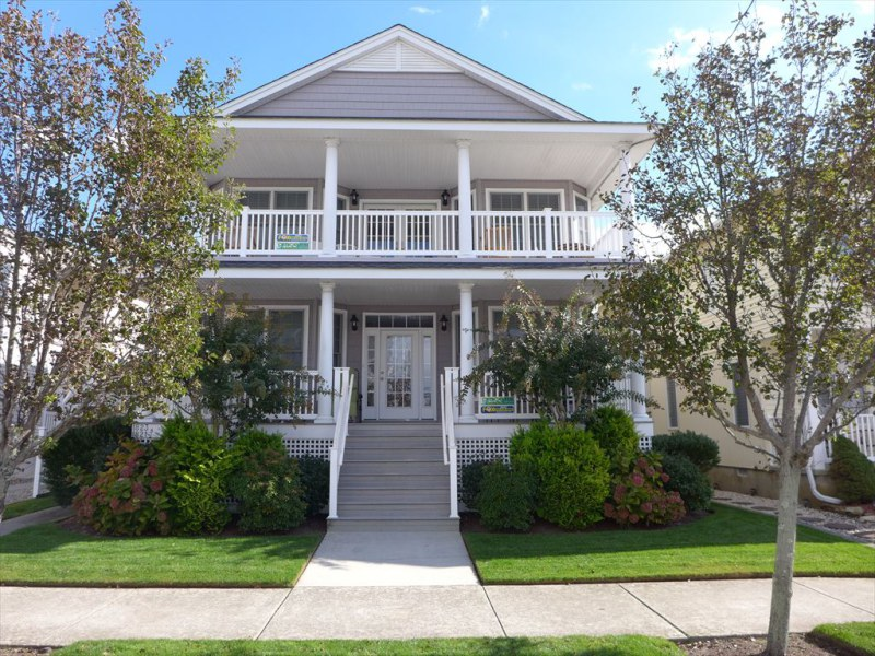 Ocean City Vacation Rentals Central (15th-23rd) 1821 Asbury Avenue