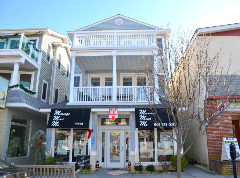Ocean City Vacation Rentals Boardwalk (7th-14th) 1039 Asbury Avenue