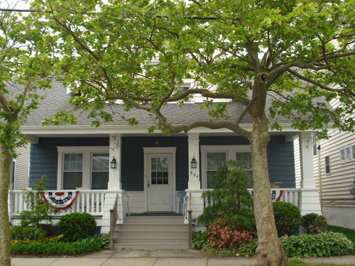 Ocean City Vacation Rentals Beach Block 804 Third Street