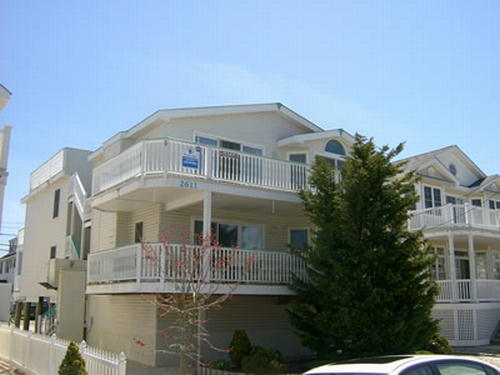 Ocean City Vacation Rentals Central (15th-23rd) 2611 Asbury Ave