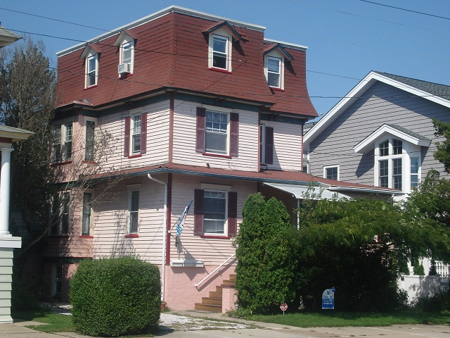 Ocean City Vacation Rentals North End (1st-6th) 332 Wesley Ave