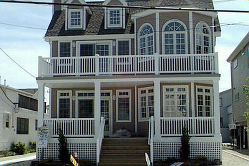 Ocean City Vacation Rentals South End (36th-59th) 4239 Asbury Ave