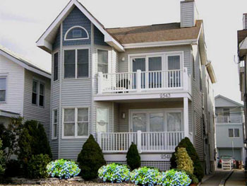 Ocean City Vacation Rentals Gold Coast (24rd-35th) 2543 Central Avenue