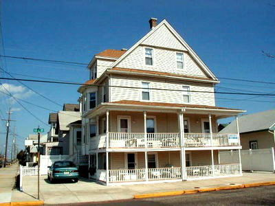 Ocean City Vacation Rentals Central (15th-23rd) 303 13th Street