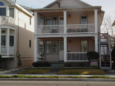 Ocean City Vacation Rentals Central (15th-23rd) 1811 Asbury Ave