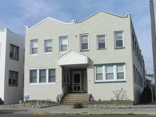 Ocean City Vacation Rentals Boardwalk (7th-14th) 1100 Wesley Ave