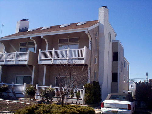 Ocean City Vacation Rentals North End (1st-6th) 324 A Ocean Ave