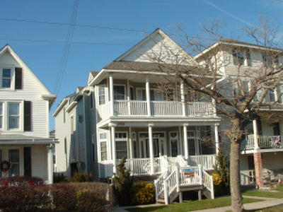 Ocean City Vacation Rentals Boardwalk (7th-14th) 1426 Asbury Avenue