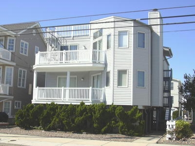 Ocean City Vacation Rentals Beach Block 5026 Central Avenue