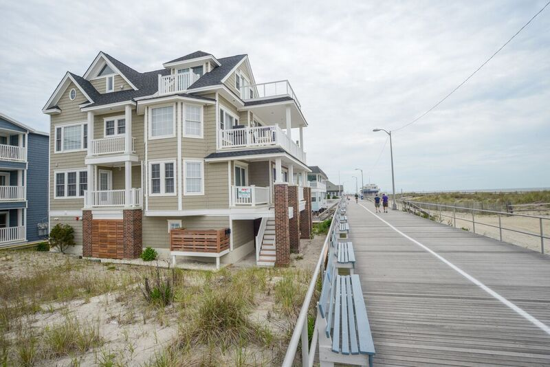 Ocean City Vacation Rentals Beach Front 929 Second Street