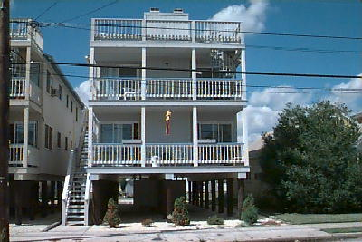 Ocean City Vacation Rentals South End (36th-59th) 5138 Asbury Avenue