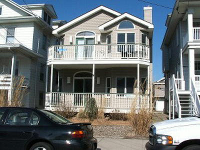 Ocean City Vacation Rentals Beach Block 817 Second Street