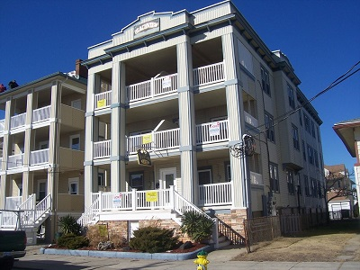 Ocean City Vacation Rentals Beach Block 1122 Ocean Avenue