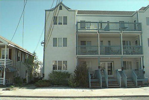 Ocean City Vacation Rentals North End (1st-6th) 845 Stenton Place