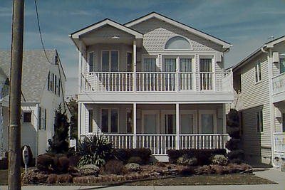 Ocean City Vacation Rentals Central (15th-23rd) 2134 Central Avenue