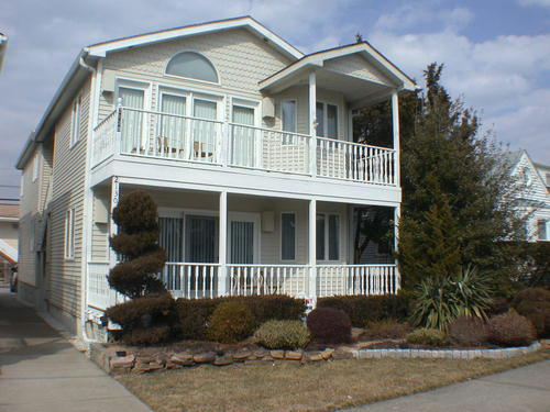 Ocean City Vacation Rentals Central (15th-23rd) 2130 Central Avenue