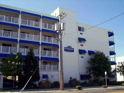 Ocean City Vacation Rentals Boardwalk (7th-14th) 1008 Wesley Avenue ( Santa Barbara South)