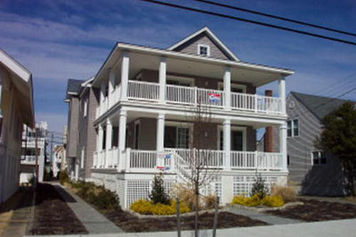 Ocean City Vacation Rentals Boardwalk (7th-14th) 1220 Wesley Avenue