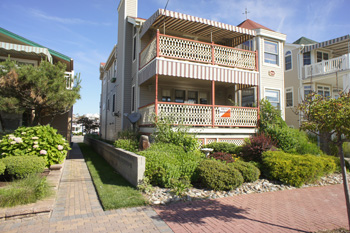 Ocean City Vacation Rentals Beach Block 4012 Central Avenue