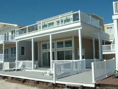 Ocean City Vacation Rentals Beach Front 4013 Central Avenue