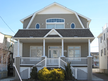 Ocean City Vacation Rentals Boardwalk (7th-14th) 1211 Central Avenue