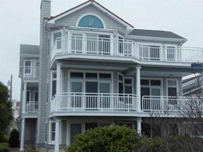 Ocean City Vacation Rentals Beach Front 2521 Wesley Avenue