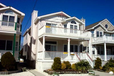 Ocean City Vacation Rentals Boardwalk (7th-14th) 1242 Central Avenue